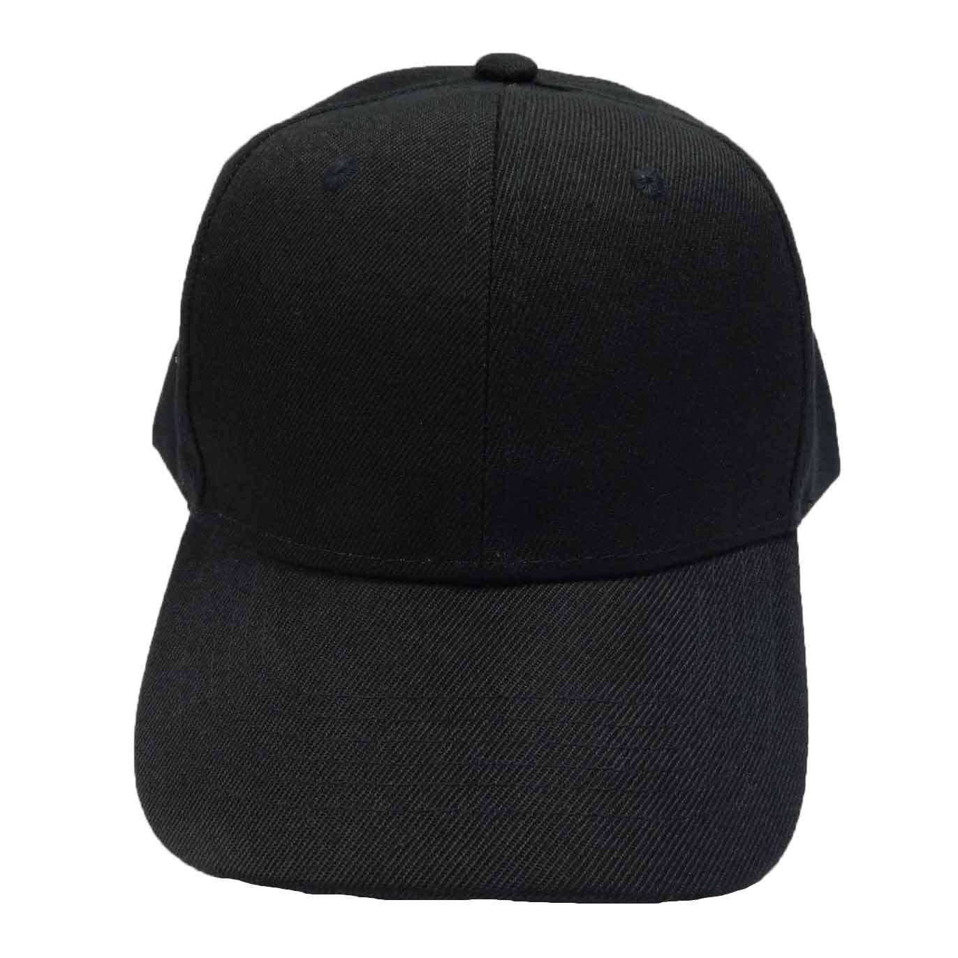 Baseball Cap with Stitched Bill - SetarTrading Hats