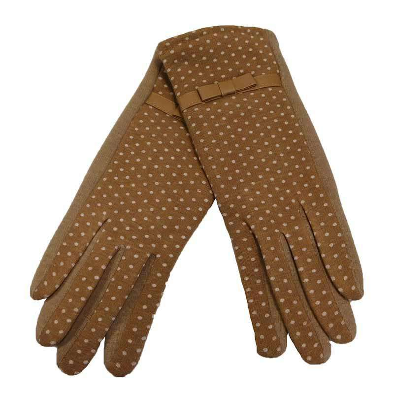 Polka Dot Jersey Glove - SetarTrading Hats