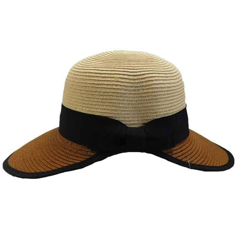 Two Tone Facesaver Hat