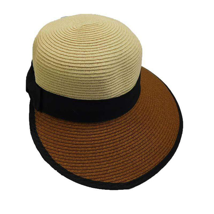 Two Tone Facesaver Hat - SetarTrading Hats