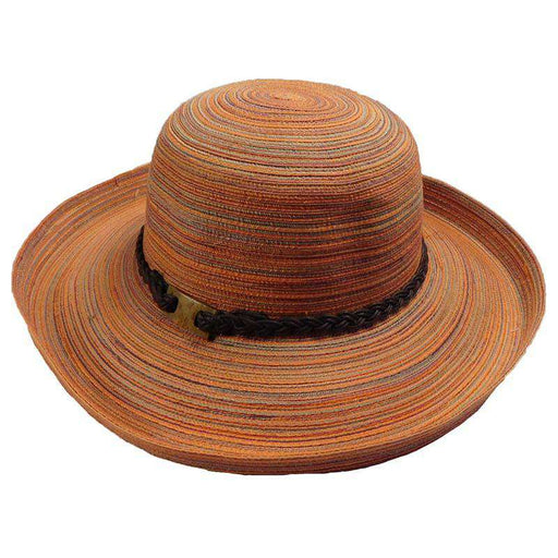 Polybraid Kettle Brim Hat by JSA - SetarTrading Hats