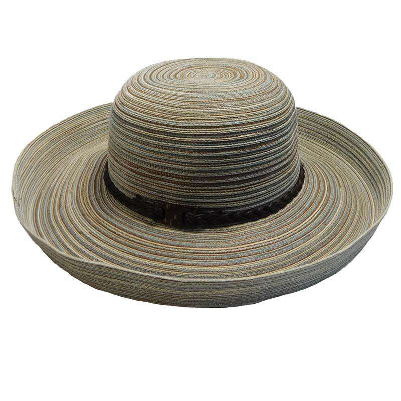 f317dd9d569 Polybraid Kettle Brim Hat - SetarTrading Hats