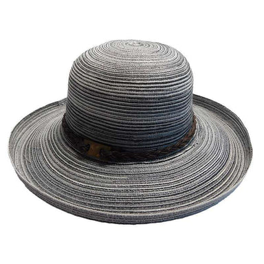 Polybraid Kettle Brim Hat - SetarTrading Hats