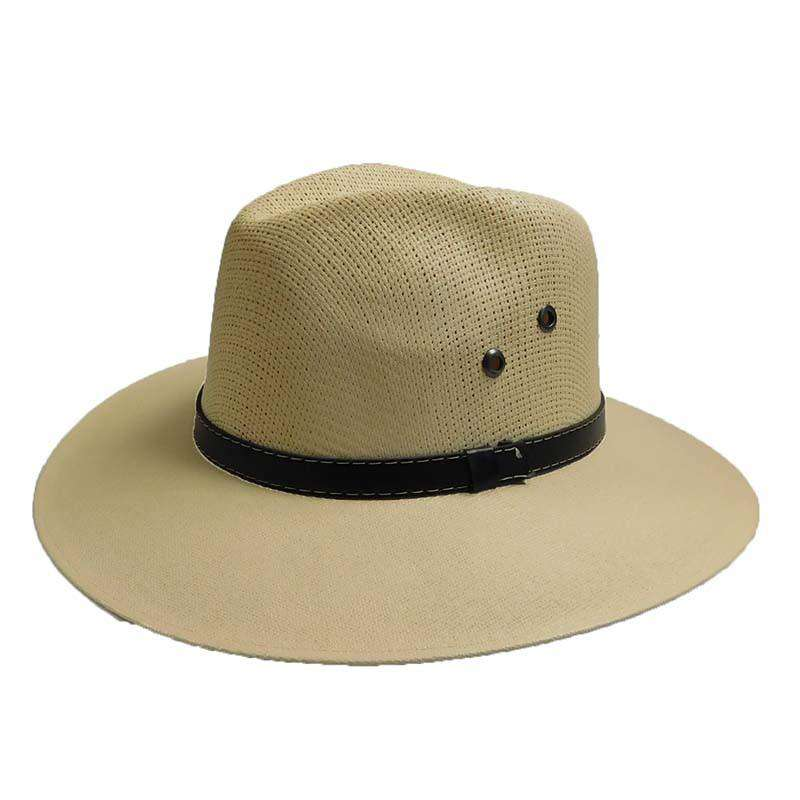 Waxed Fiber Safari Hat by Milani - SetarTrading Hats