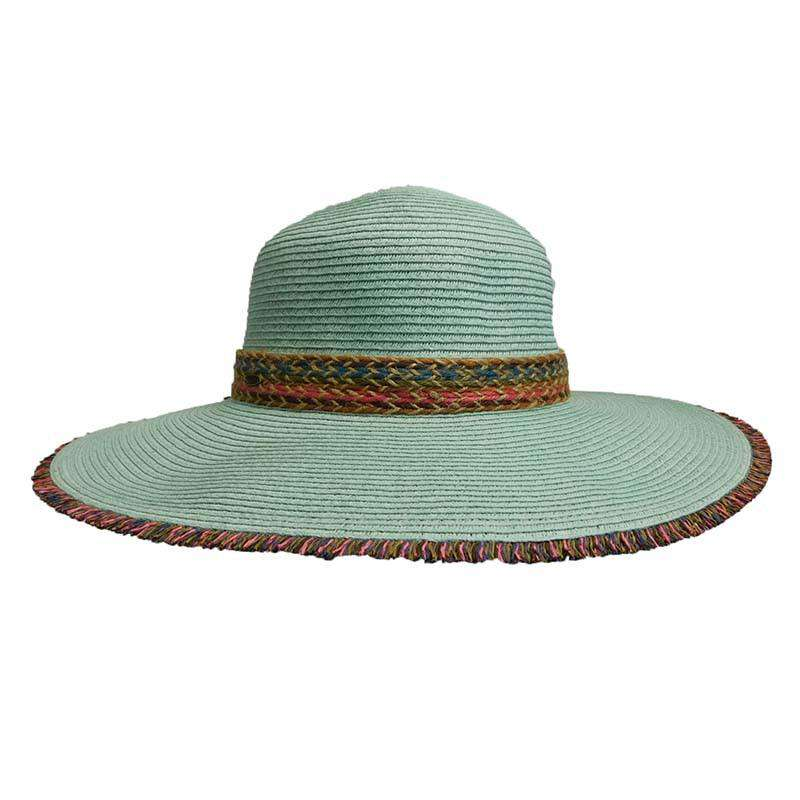 Frey Trim Sun Hat - SetarTrading Hats