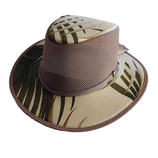 Hawk Palm Camouflage Outback Breezer Hat by Head 'N Home - SetarTrading Hats