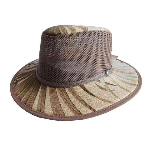 Hawk Palm Camouflage Outback Breezer Hat by Head 'N Home