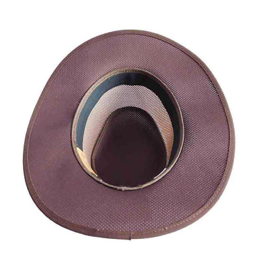 Cabana Walnut SolAir Breathable Mesh Shade Hat by Head 'N Home - SetarTrading Hats