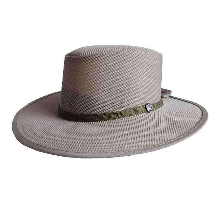 Cooler SolAir Breathable Mesh Shade Hat by Head 'N Home-Eggshell - SetarTrading Hats