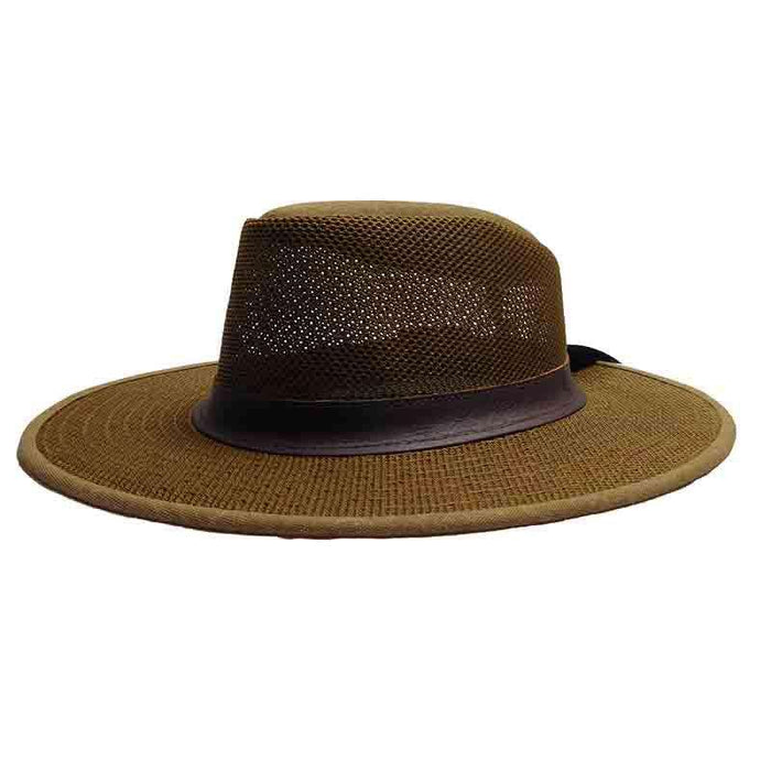 Henschel Hats - Adventurer Low Profile Safari Hat