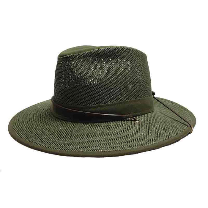 865dc0267 Henschel Hats - Aussie Packable Breezer Hat