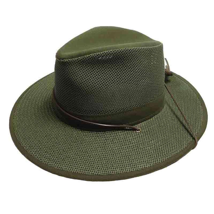Henschel Hats - Aussie Packable Breezer Hat