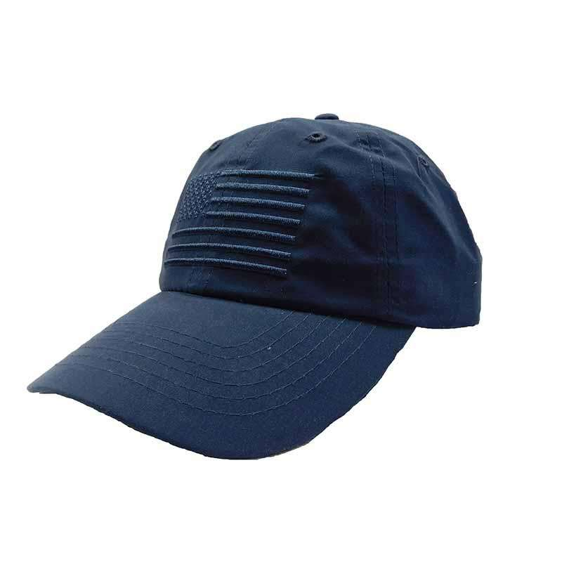 DPC Unstructured Microfiber Cap with Embroidered USA Flag - SetarTrading  Hats e82ca48ede42