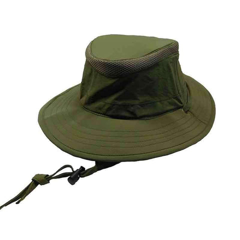 DPC Global  Microfiber Boonie with Mesh Vent