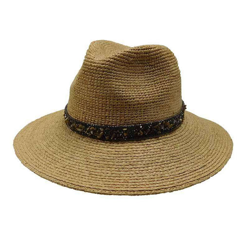 Mineral Stone Band Safari Hat by Tommy Bahama