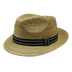 Catrin Palm Summer Fedora - Texas Gold Hats