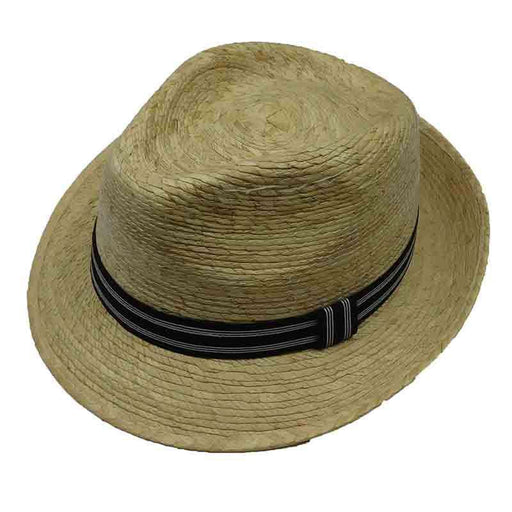Catrin Palm Summer Fedora - Texas Gold Hats - SetarTrading Hats