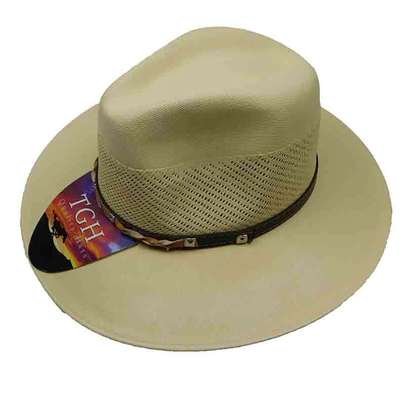 Waxed Canvas Casual Safari Hat - Texas Gold Hats