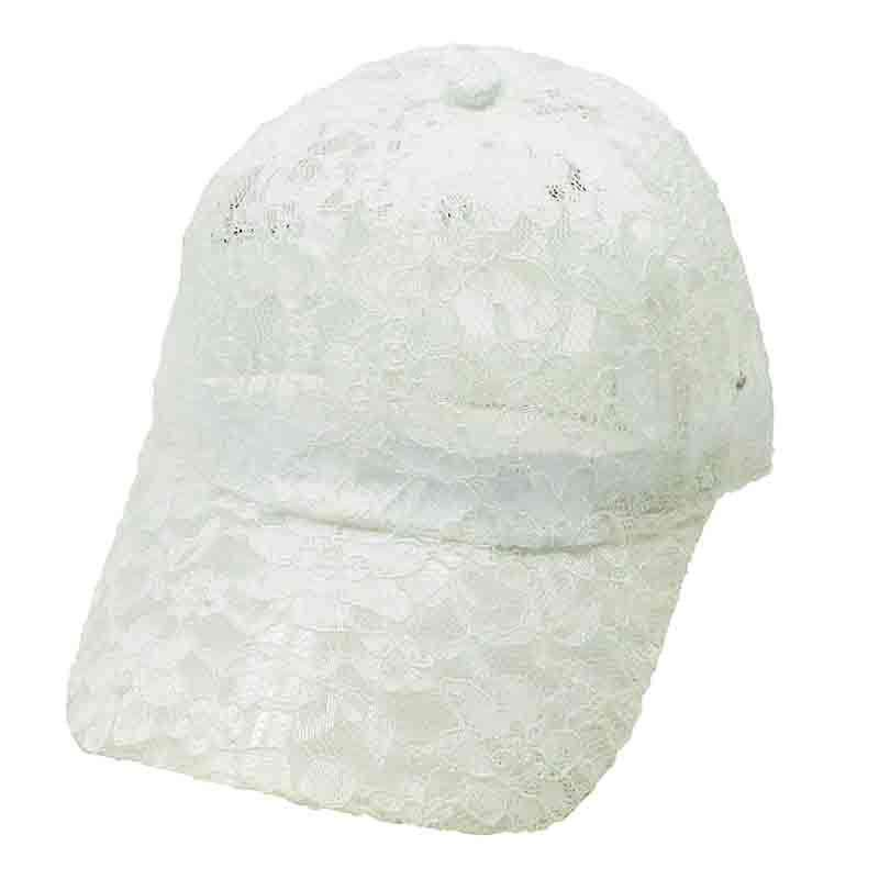Lace Fashion Baseball Cap - CapSmith