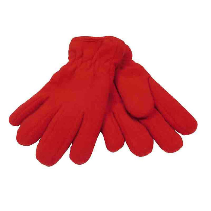 Kid's Thermal Insulated Fleece Gloves