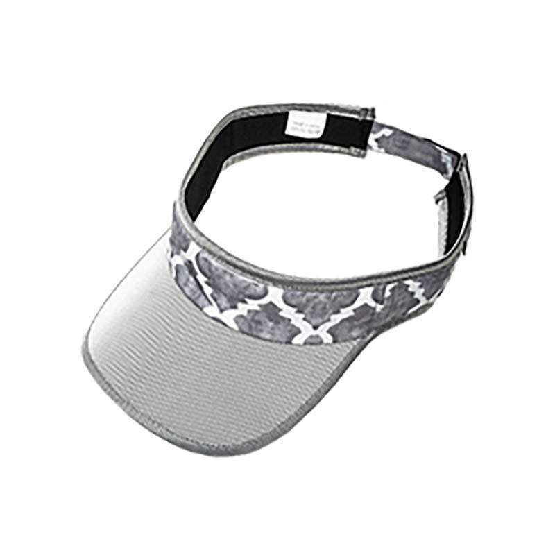 Wrought Iron Golf Sun Visor with Velcro Closure by GloveIt