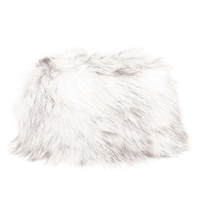 Faux Fur Pillbox Hat - Angela & William