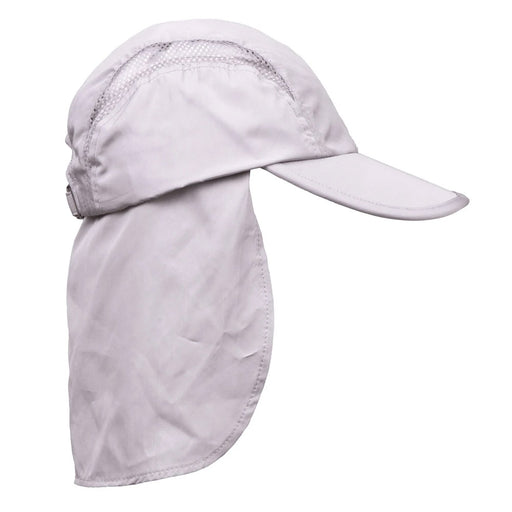 Folding Bill Baseball Cap with Removable Neck Cape - Kenny K. Hats