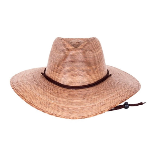 Gardener Burnt Palm Leaf Safari Hat up to 2XL - Tula Hats