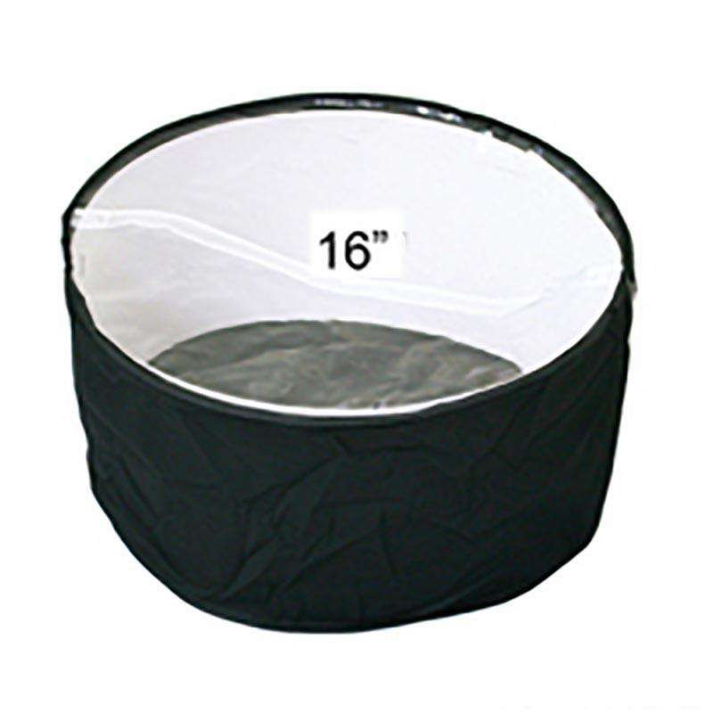 Hat Box - Collapsible Fabric Hat Bag
