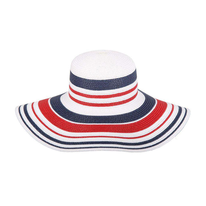 Red, White and Blue Summer Floppy - SetarTrading Hats