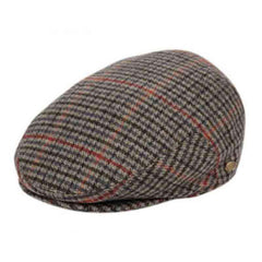 Scottish Woolen Flat Cap - Epoch