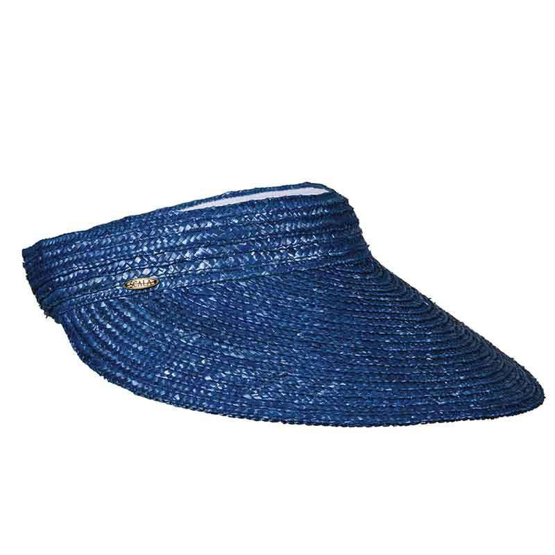 Braided Laichow Sun Visor - Bright-Fashion Colors - SetarTrading Hats