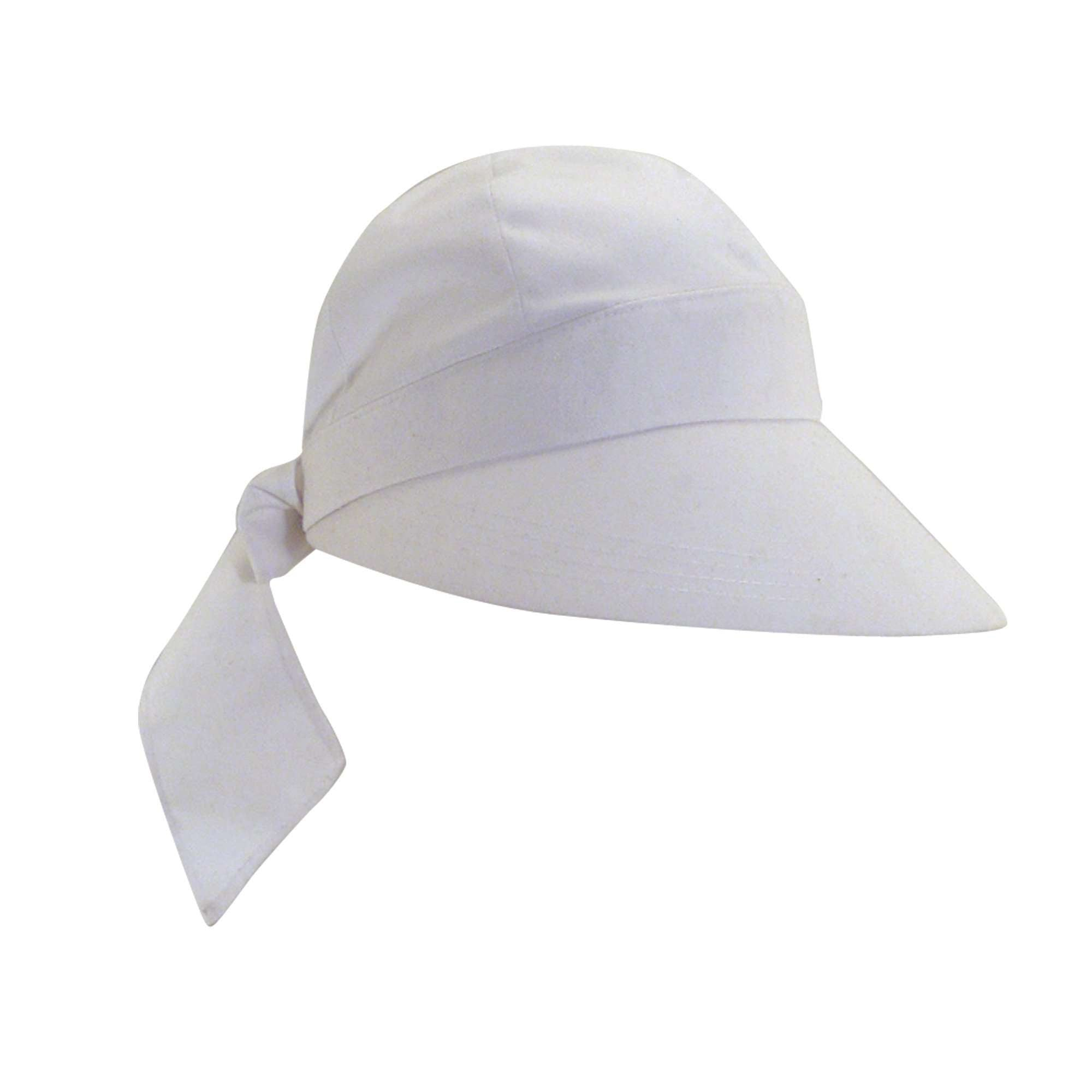 Scala Cotton Facesaver Cap with Bow - SetarTrading Hats