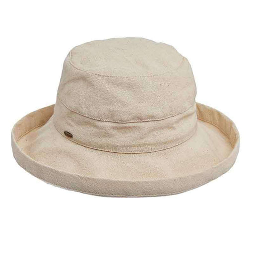 Scala Cotton Up Turned Brim Golf Hat - SetarTrading Hats