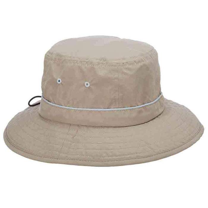 Microfiber Boonie with Colorful Underbrim - Tropical Trends
