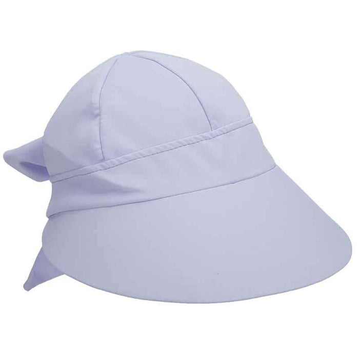 Aqua Facesaver Cap by Tropical Trends - SetarTrading Hats
