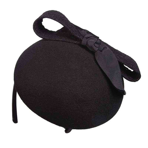 Wool Felt Hatinator with Large Bow - Scala - SetarTrading Hats