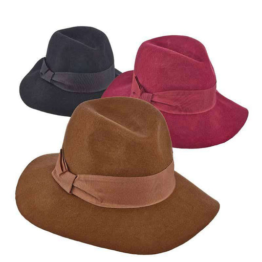 fc627e2e5 Fedora Hats for Men, Women and Kids - Infant to XX-Large Sizes ...