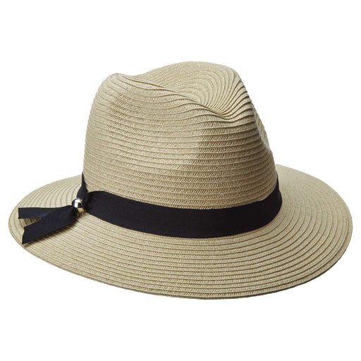 Safari Hat with Metal Bead - Scala - SetarTrading Hats