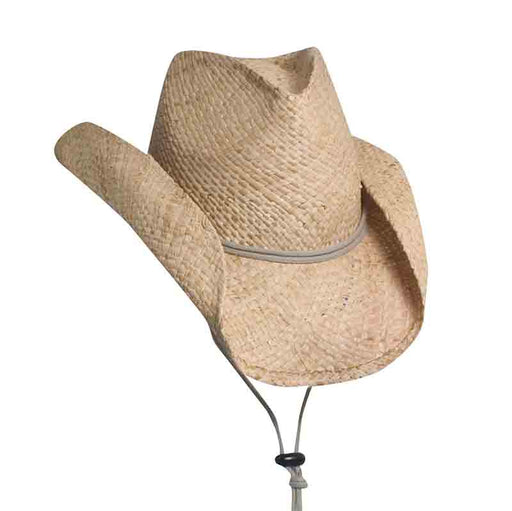 LR408OS woven toyo safari western cowboy men's hat dpc outdoor hats