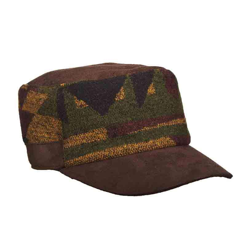 Blanket Cadet Cap by Scala Pronto - SetarTrading Hats