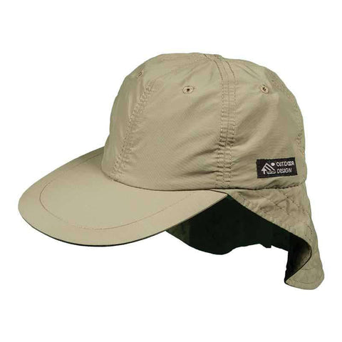 DPC Outdoor Fishing Cap with Sun Shield