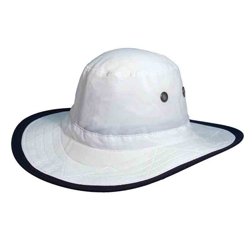 Supplex Dimensional Brim Hat, White - DPC Outdoor Headwear