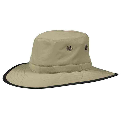 Supplex Dimensional Brim Hat, Khaki - DPC Outdoor Headwear