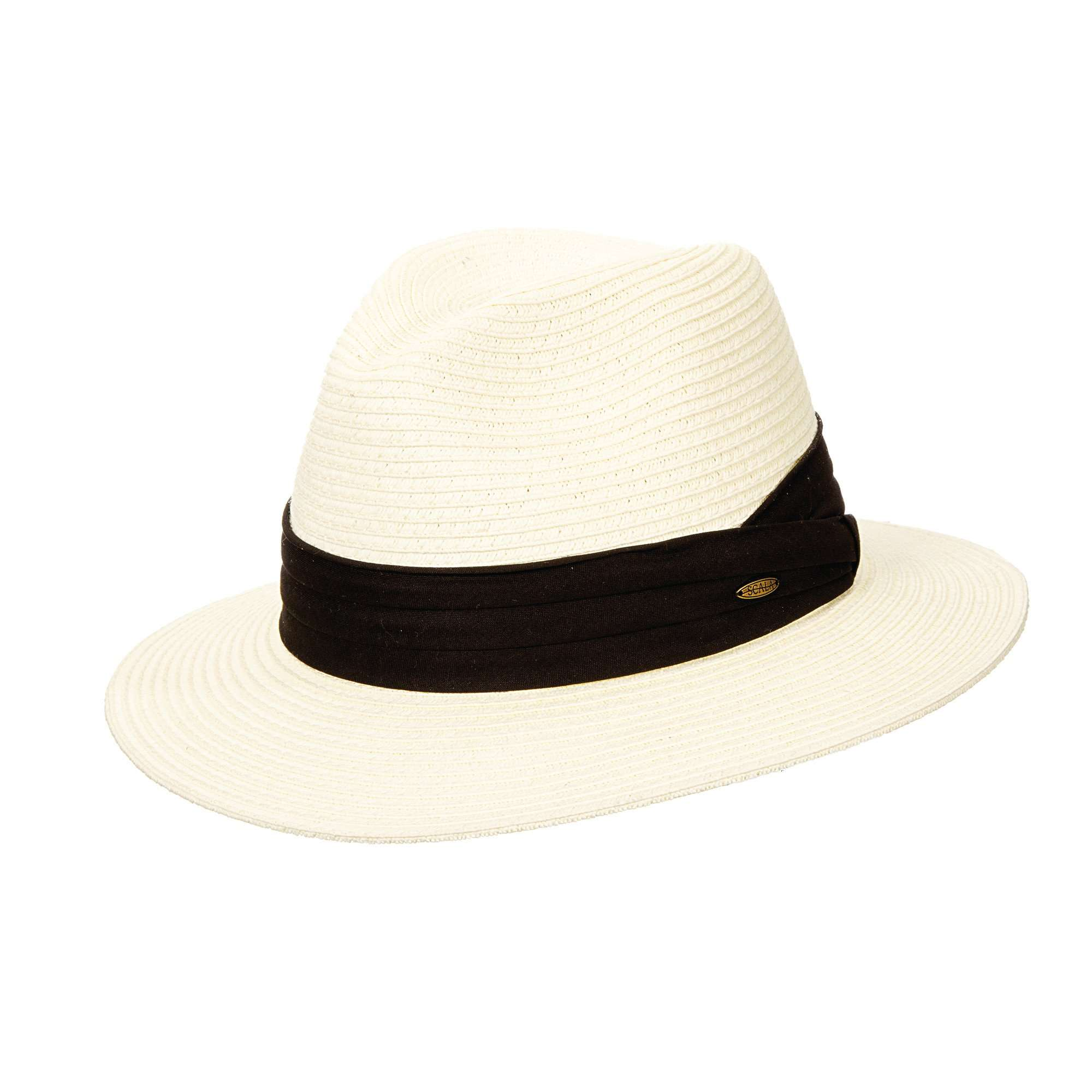 Scala Safari Hat with Pleated Band - SetarTrading Hats