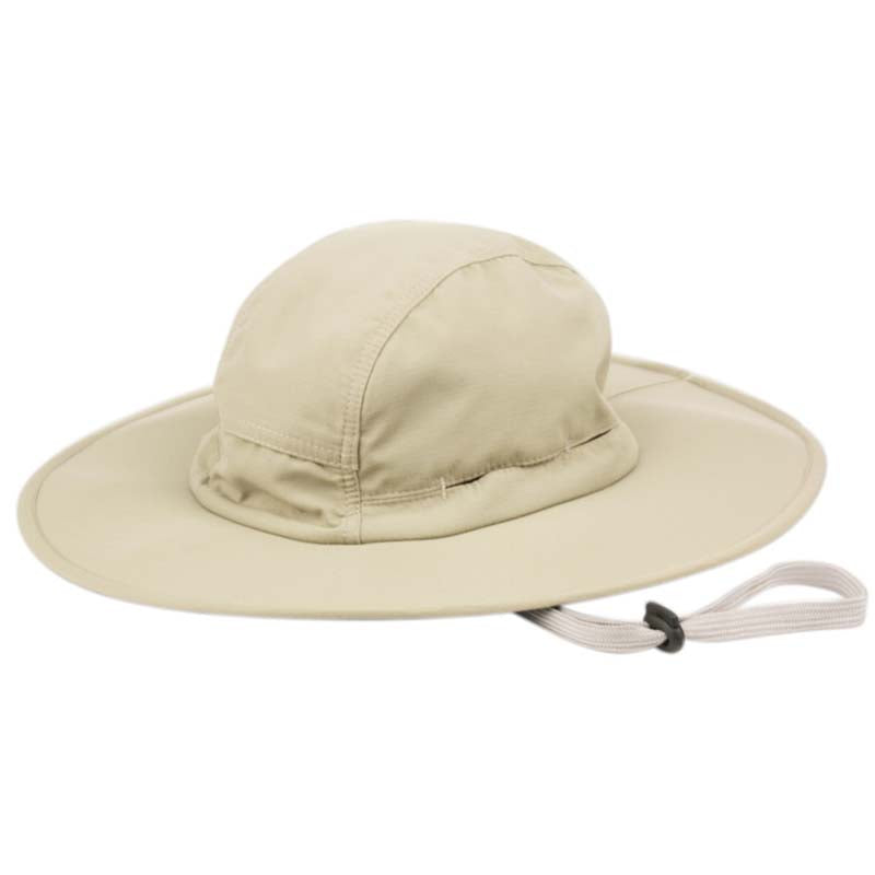 Nylon Water Repellent Boonie with Chin Strap  - Elysium Land Outdoor Gear