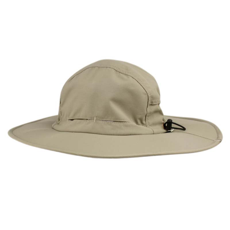 Water Repellent Boonie with Chin Strap - Elysiumland Outdoor Gear
