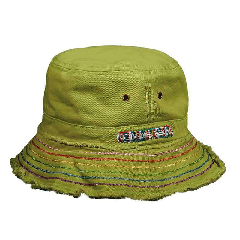 Panama Jack Kids Twill Bucket Hat - SetarTrading Hats
