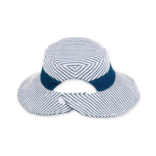 Petite Reversible Cotton Bucket Hat - Sunny Dayz™