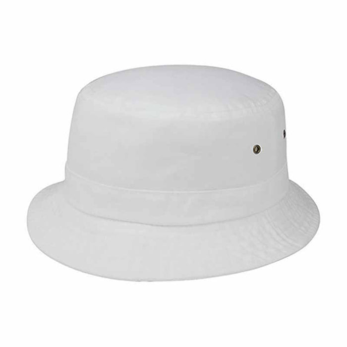 Pigment Dyed Twill Bucket Hat - Mega Cap